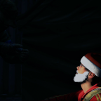 Where did you bury Rudolph?