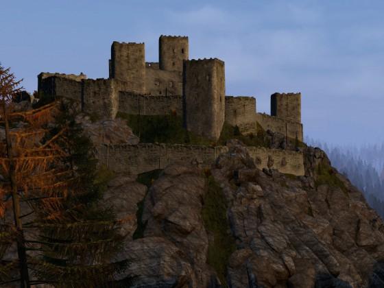 My castle ... no more !!