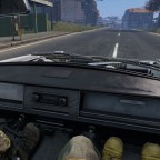 Open road, and getting supplies for Village