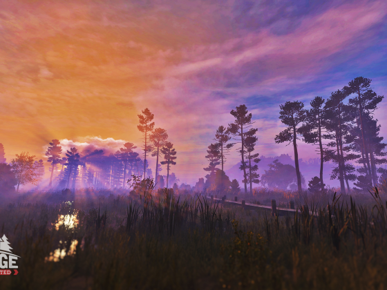 Still one of my most beautiful moments in DayZ and still my best shot so lets give it another try. (reworked)
