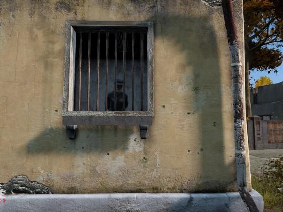 Sad day to be a prisoner!